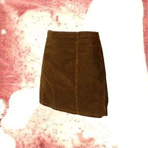 Forever 21 Skirts - Forever 21 Cordurouy skirt